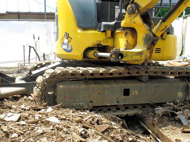 中古建設機械のメリットとは?